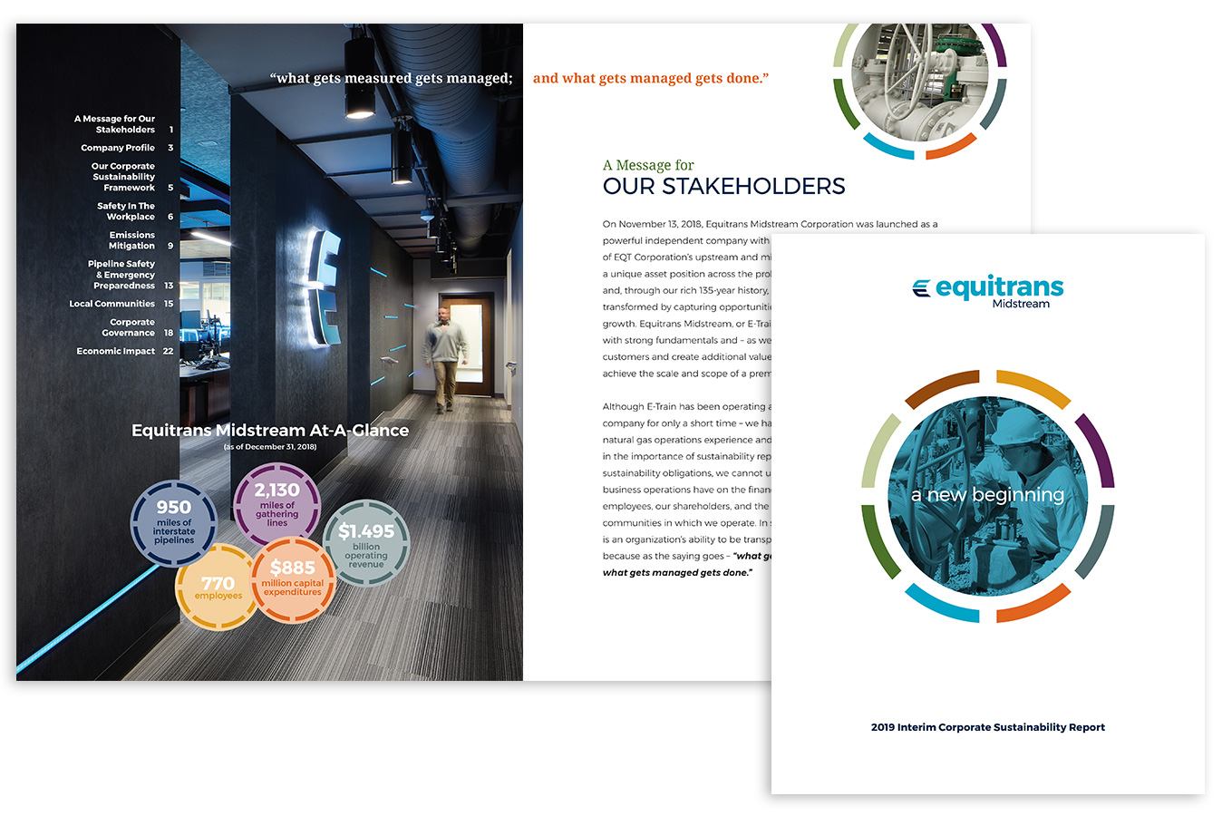 Equitrans Midstream CSR Report