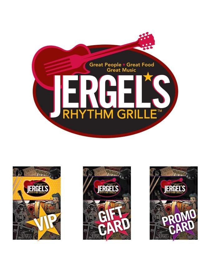 Jergel's Rhythm Grille - Logo & Gift Cards