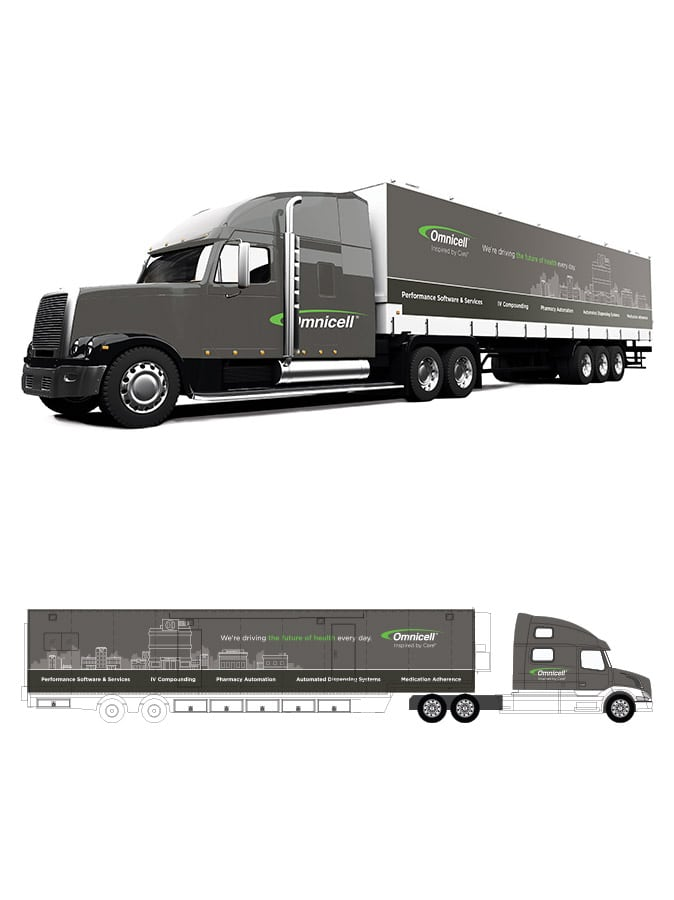 Omnicell - Truck Design