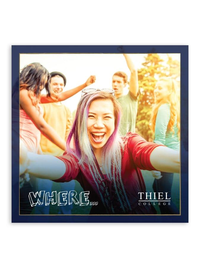 Thiel College - Brochure Cover