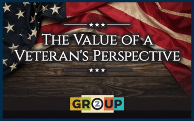 The Value of a Veteran's Perspective