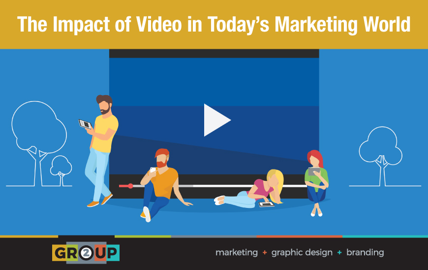 The Impact of Video in Today's Marketing World
